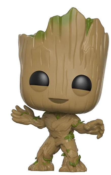 POP FUNKO GUARDIANI DELLA GALASSIA 2 - 202 GROOT