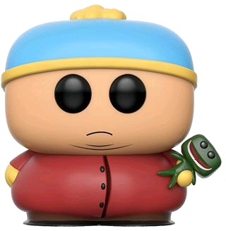 Funko POP! - SOUTH PARK 14 CARTMAN and CLYDE