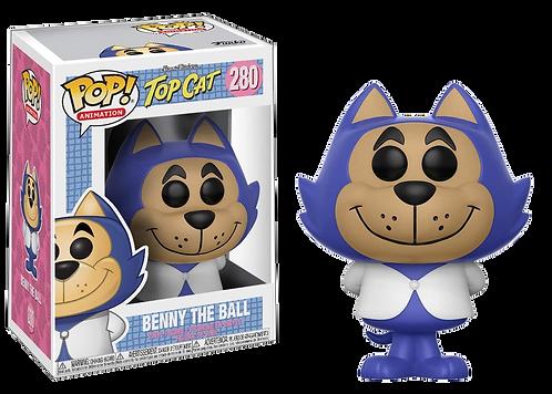 Funko POP! Animation Hanna Barbera 280 - Benny The Ball