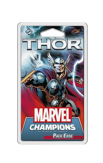Marvel Champions LCG - Thor (Pack Eroe)