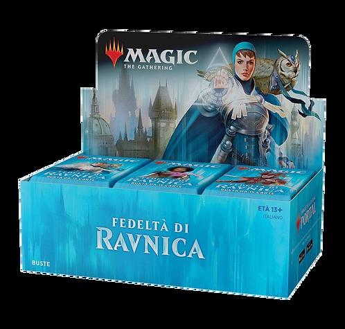 MTG - BOX 36 BUSTE FEDELTA' DI RAVNICA ITA