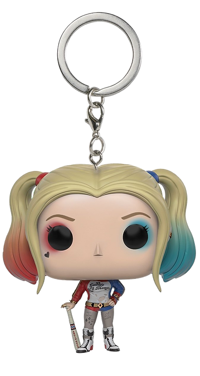 Funko Pocket POP! Keychain Suicide Squad The Movie - Harley Quinn