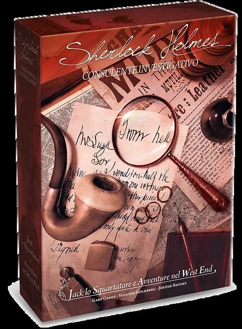 Sherlock Holmes-Jack lo Squartatore e Avventure nel West End