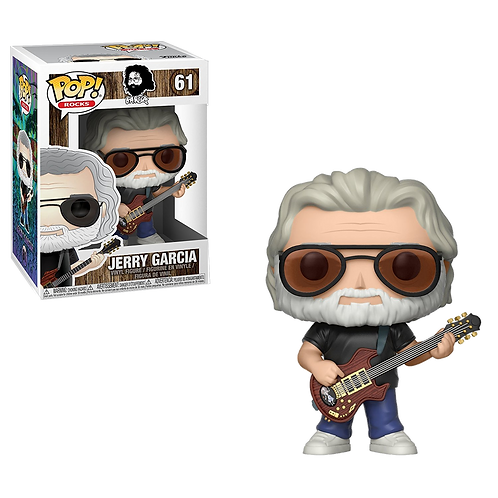 Funko POP! Rocks - Jerry Garcia 61