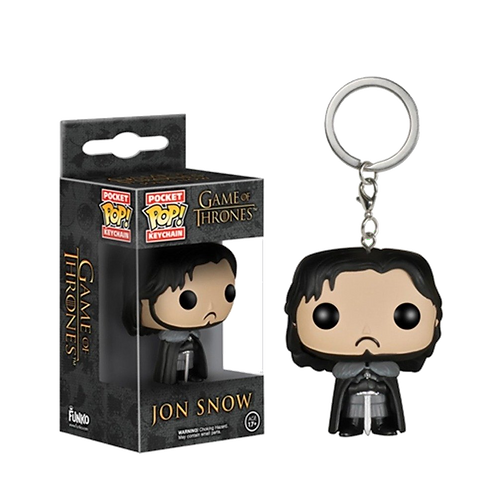 Funko Pocket POP! Keychain - Game  of Throne - Jon Snow