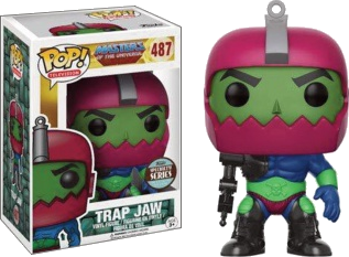 Funko POP! Speciality Series - Masters Of The Universe - TRAP JAW #487