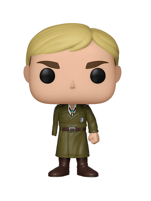 Funko POP! AoT S3 - Erwin (One-Armed)