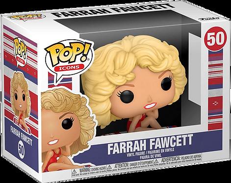 POP! ICONS: FARRAH FAWCETT #50