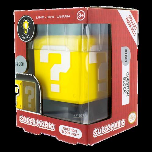 Super Mario: Question Block 3D Light