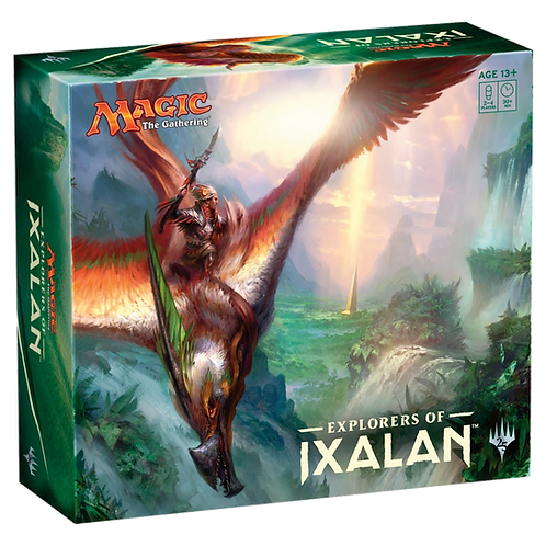 MTG - EXPLORERS of IXALAN  - EN