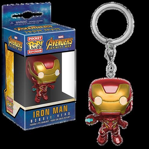 Funko POP! Keychain Avengers Infinity War - Iron Man