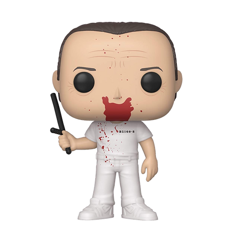 Pop! Movies: Silence of the Lambs - Hannibal Bloody
