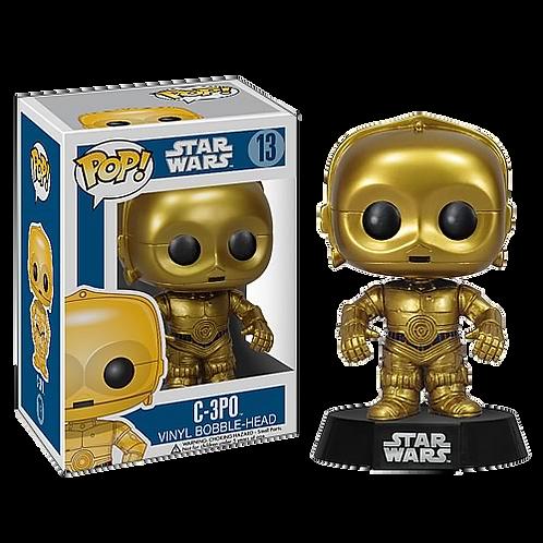 Funko Pop! Star Wars Bobble Head 13 : C-3PO