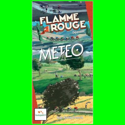 FLAMME ROUGE Esp : METEO