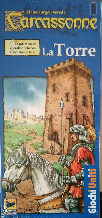 Carcassonne Exp 4 La Torre - IT