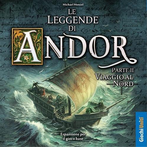 Le Leggende di ANDOR  esp VIAGGIO AL NORD - IT