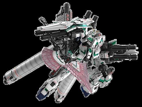 RG GUNDAM UNICORN FULL ARMOR 1/144