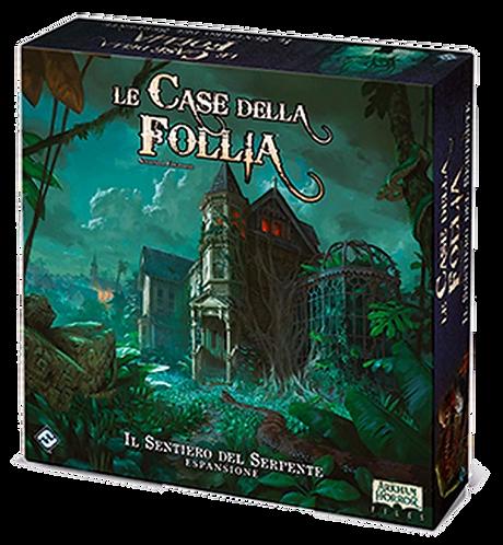 Le Case Della Follia - Seconda Edizione - Il Sentiero del Serpente