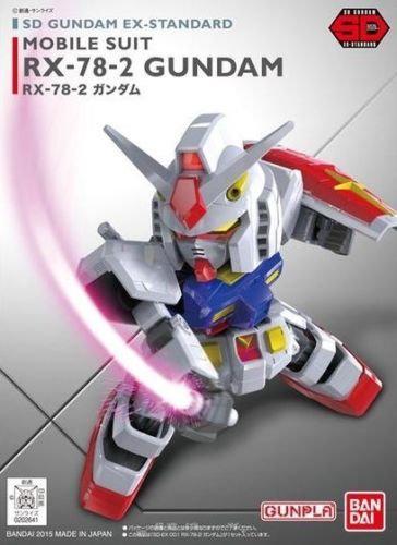 SD GUNDAM RX-78-2 EX STD 001