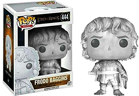 Funko POP! Movies Lord Of The Rings  444 - Frodo Baggins Invisible