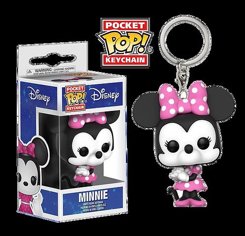 Funko Pocket POP! Keychain - Disney- Minnie
