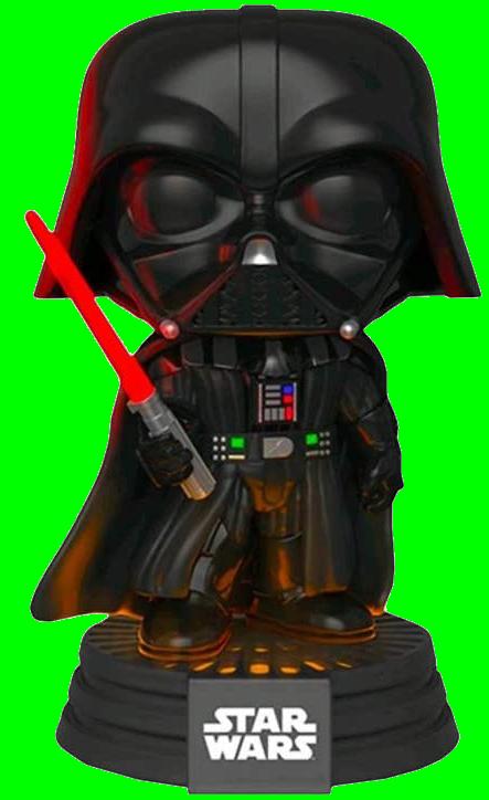 STAR WARS - POP FUNKO VINYL FIGURE 343 DARTH VADER ELECTRONIC