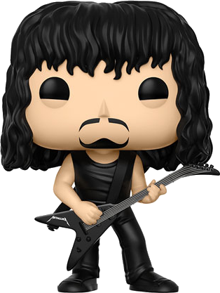 Funko POP! Rocks -METALLICA - Kirk Hammett 59