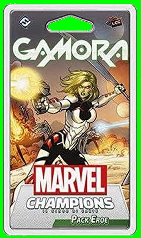 Marvel Champions - LCG: Gamora