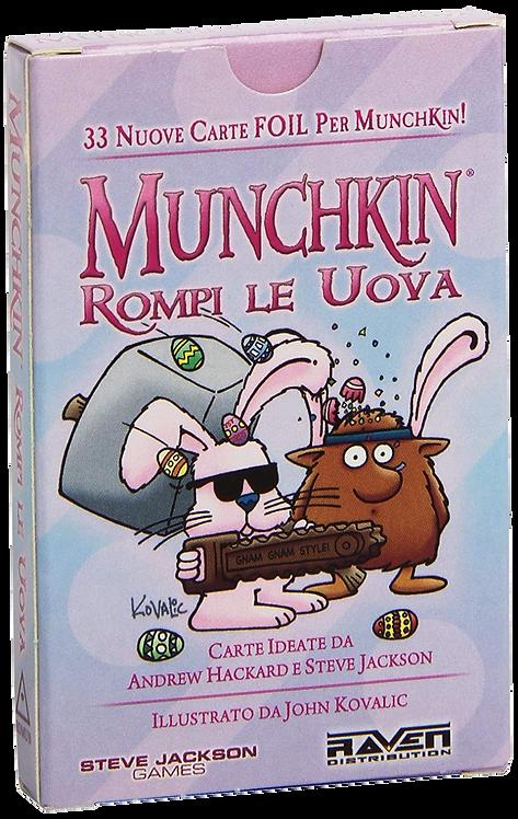 MUNCHKIN : Esp ROMPI LE UOVA
