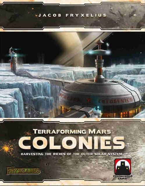 Terraforming Mars Esp : Colonies