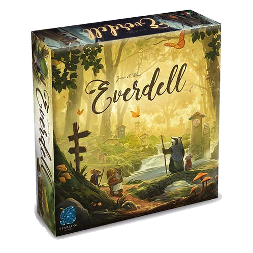 PREORDINE EVERDELL