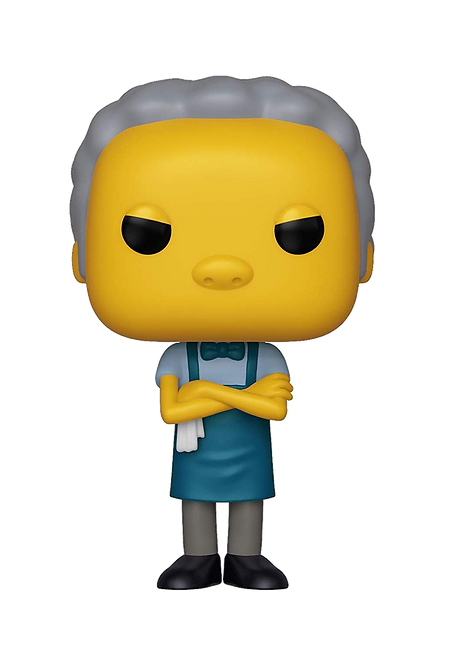 Funko POP! The Simpsons: Moe