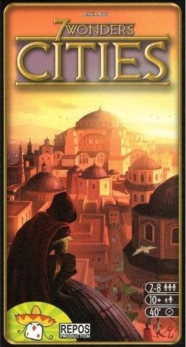 7 Wonders - Espansione CITIES - EN