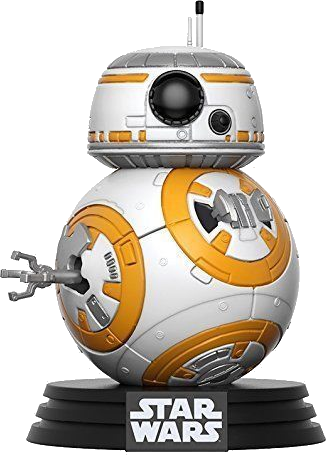 FUNKO POP STAR WARS: 196 BB-8