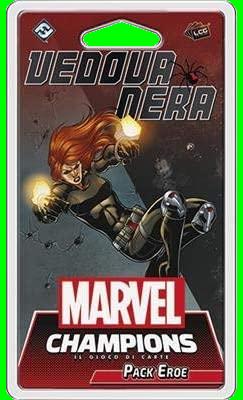 Marvel Champions - LCG: Vedova Nera