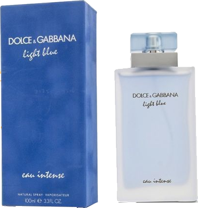 D&G  LIGHT BLUE INTENSE edp 100 ML