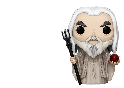 Funko POP! Movies Lord Of The Rings 447 - Saruman