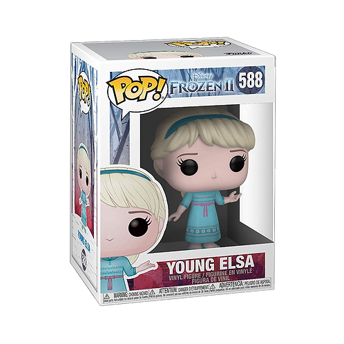 Funko POP! Frozen 2 - Young ELSA