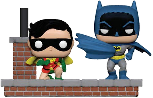 Pop! DC: Batman 80th - 1969 Movie Moment - Batman and Robin