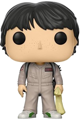 Funko POP! Stranger Things - Ghostbuster Mike