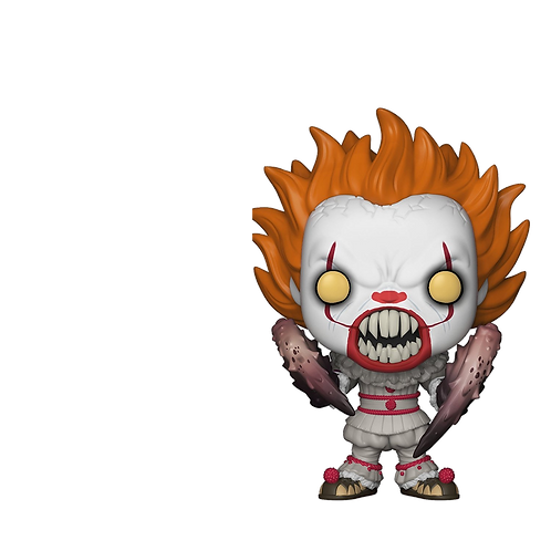 Funko POP! IT S2 542 - Pennywise w/ Spider Legs