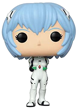 POP! ANIMATION: EVANGELION REI AYANAMI