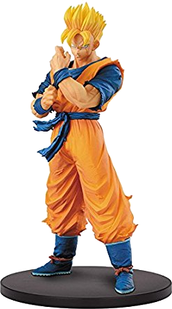 DRAGON BALL Z RESOLUTION OF SOLDIERS - VOL 6 - SUPER SAYAN SON GOHAN