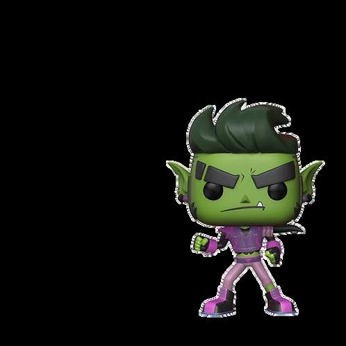 Funko POP! Teen Titans Go! The Night Begins To Shine - 604 Beast Boy