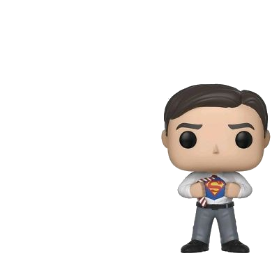 Funko POP! Smallville 625 - Clark Kent