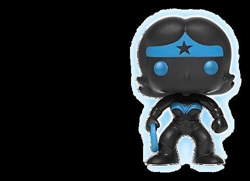 Funko POP! Justice League: 08  Wonder Woman Silhouette Glow in the Dark