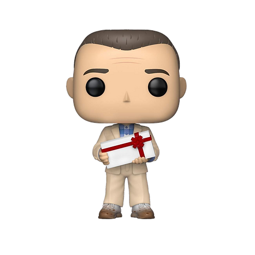 FUNKO Pop! Movies: Forrest Gump - Forrest with Chocolates