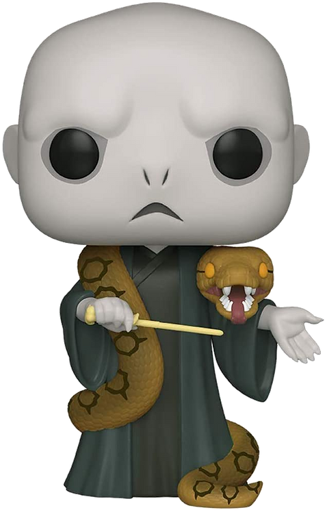 "POP! HARRY POTTER: 10"" VOLDEMORT W/NAGINI #109"
