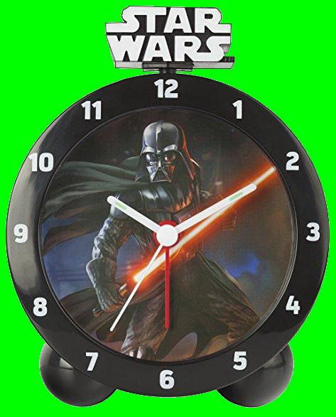 Star Wars: Darth Vader Topper Alarm Clock