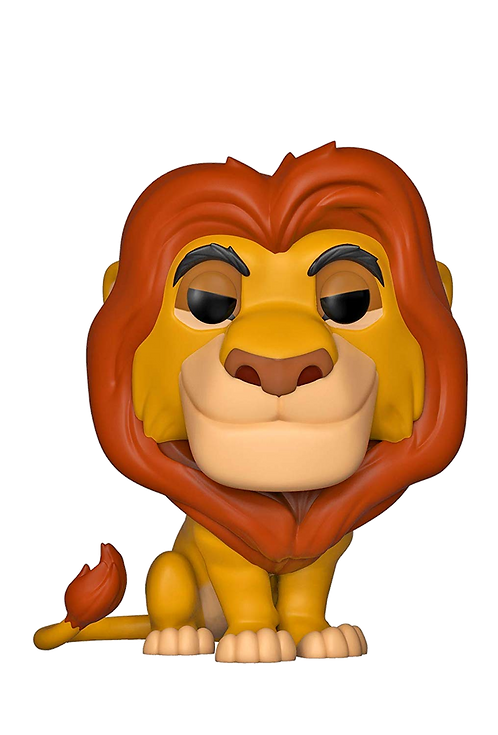 FUNKO POP! Disney: Lion King 495 - Mufasa
